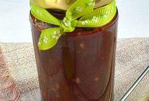 Recipes - Dips, Sauces & Marinades