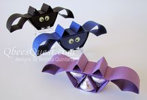 Halloween Paper Crafts / Boo! Halloween paper crafts are so fun! Check out this board for cards, decor, gifts and more!