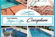 Pool Update Before/After