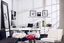 Home Office Ideas. / The most beautiful work spaces around the world.