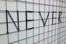 Year 12 Art Design / Be bold or italic never regular
