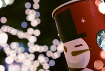 Christmas / When the windows start to frost, and the cups turn red. It's time to prepare, for celebrations ahead!