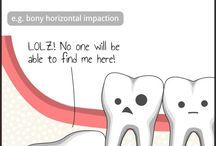 wisdom teeth personalities