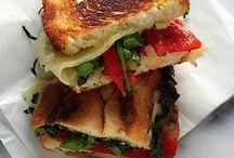 Favourite Sandwiches