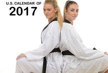 U.S. 2017 Calendar / 2017 U.S. Calendar