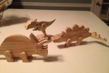 Woodwork: Toys / by John Pratt