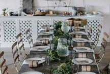 lOve table setting
