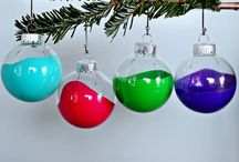 Holiday -Christmas Ornaments