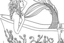Sereias - Artelier AS e CRJr