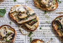 Recipes / Mushroom appetizer