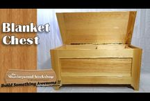 Blanket Chest /Hope Chest