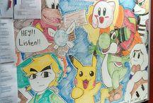 Nintendo / by Ingrid
