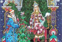 Русская иллюстрация