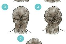 Up hair styles for short hair