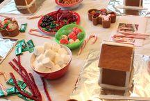 Christmas birthday party ideas / by Danielle Murtagh
