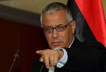 Who is the Libyan Prime Minister Ali Zaidan who was kidnapped today.