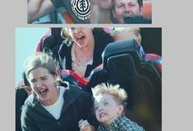 Funny roller coster pictures