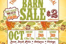 The Hayloft Fall 2015 / Barn Sale