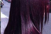 Păr -culoare
