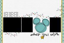 Scrapbooking - Disneyland / by Christine - Hoodoo Designs