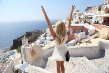 travel / dream destinations