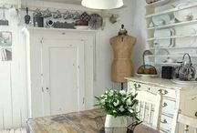 cottage ideas / by Louise MacLarty