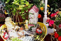 Fairy Garden / by Cori Pena