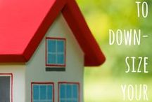Downsizing Hacks & Tips