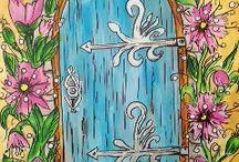 my paintings (acryl)