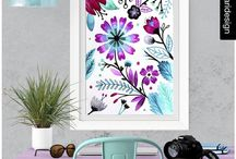 ~ Floral (Licensing Themes) / Floral designs by ArtLicensingShow.com members.