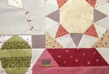 My patchwork projects - The Joys of Life
