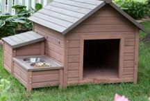 Doghouse Ideas Outdoor