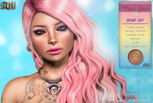 {skin} 1L SL Marketplace Dollarbies / Second Life skin for L$1 on the marketplace ~ dollarbies!
