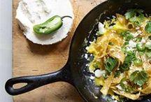 Recetario / El lugar donde encontraras todo tipo de recetas para satisfacer tu paladar / by Infinity Blogs