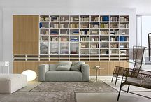 Storage solutions by Ligne Roset / Some of the storage, shelving and display solutions to order at Ligne Roset City