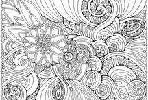 Doodle...artist at heart / by Cheryl Smith Puente