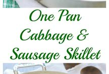 Cabbage recipes / by Susan White Lowenguth