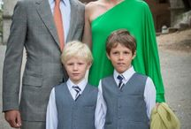 Prince Louis & Princess tessy