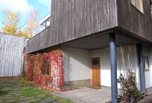 北欧デザイナー / 建築家_家具_建築物