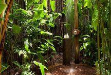 Bahçe Duş