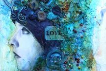 Mixed Media I Love / by Anne Donnelly