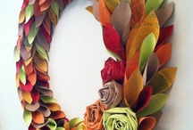 Fall, Halloween and Thanksgiving / Quilts, wall hangings, and decor inspired by fall, Halloween and Thanksgiving