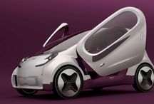"""2010 Kia Pop #Concept / Kia design chief Peter Schreyer says it """"looks even further into the future"""" than even the next generation of vehicles, which means we can look forward to guppy faces and oblong windows."""