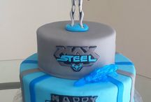 Max Steel Birthday Party