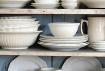 Ironstone / by Shelly@The Domestic Heart Blog