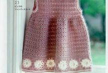 かぎ針編みベビー