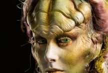 #FaceOff♥ SyFy♥Spec•FX♥Costumes&Make~Up♥ / by Sarah Lee