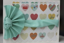 May Arts Ribbon and Scor-Pal Craft Projects / Craft Projects that use May arts Ribbon and Scor-Pal products