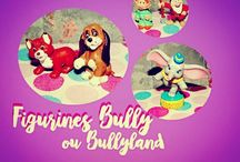 FIGURINES BULLY OU BULLYLAND. (my collect') / ©LauryRow. / COME ON HERE : https://www.facebook.com/Disneycollecbell%20/photos/?tab=album&album_id=1083514865063536 • All my figurines Bullyland or Bully Disney and others .... ©LauryRow.