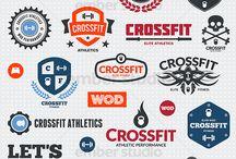 Crossfit Branding Inspiration